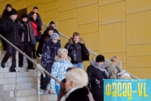Жители края знакомятся с постройками саммита АТЭС