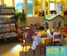 Для детей Первомайского района восстановят детский сад