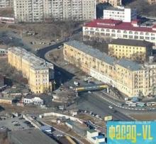 Установлен новый светофор на улице Котельникова во Владивостоке