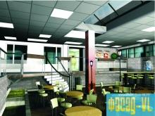 Конкурс на дизайн студенческого кафе в ДВФУ