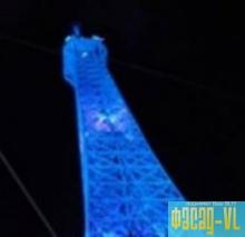 На улицах Владивостока становится светлее