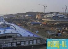 В ноябре НАК Приморского океанариума будет введен в эксплуатацию