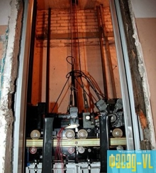 В 2012 году во Владивостоке планируется заменить около 100 лифтов