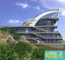 Приморье участвует в конкурсе «Архитектурный образ России»