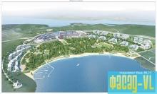 Кампус ДВФУ достроят в следующем месяце