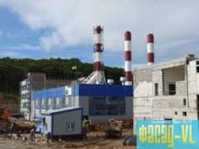 Подача тепла на объекты строительства острова Русский идет по графику