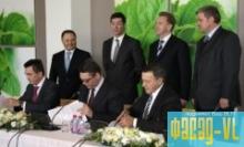 Игорь Шувалов проинспектировал строящиеся объекты ДВФУ
