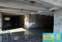 Реконструируют подземный  переход в районе проспекта 100-летия