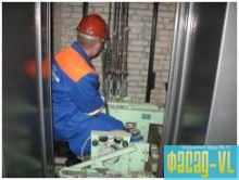 Работы по замене лифтов продолжаются