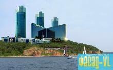 Минкомсвязи решил сдать в аренду остров Русский