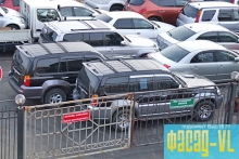 ВМТП подготовил складские площадки для приема новых автомобилей