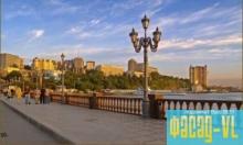 Набережная Владивостока дополнится прогулочной площадкой