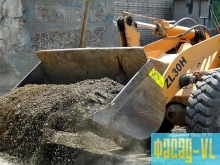 Продолжается ремонт дорожного полотна во Владивостоке