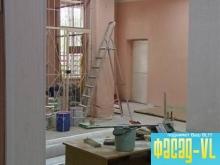 В детской школе искусств № 6 продолжается капитальный ремонт