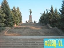 Во Владивостоке восстанавливают лестничные марши