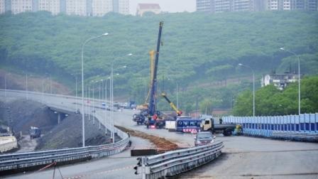 Завершено восстановление обрушения на дороге Седанка-Патрокл
