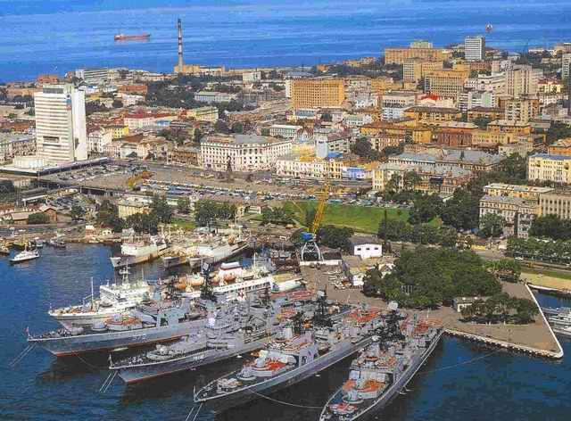 Колористические паспорта выдали некоторым домам Владивостока