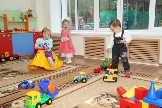 Детский сад в Артеме восстановлен за счет инвестора