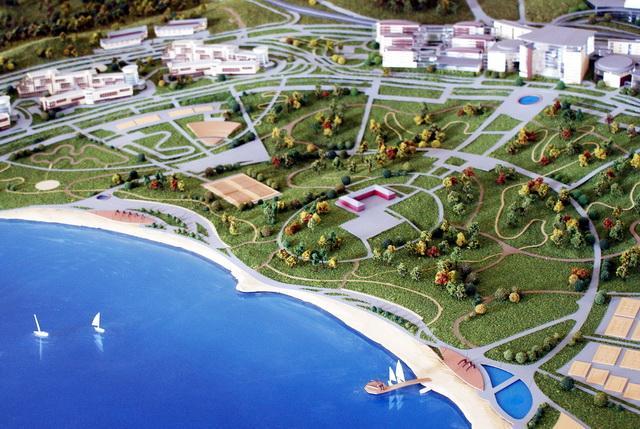 Новый кампус ДВФУ принимает студентов