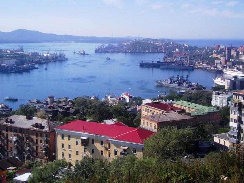 Жилые дома Владивостока продолжают преображаться