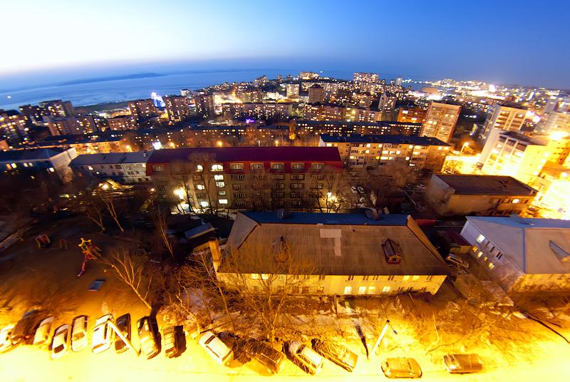 Администрация Владивостока восстановит крыши домой за счет мэрии