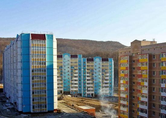 Во Владивостоке готовятся к сдаче два многоэтажных жилых дома