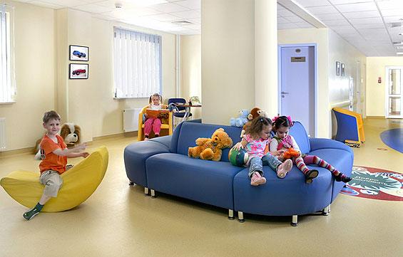 Спелеокамера открылась в детской поликлинике Владивостока