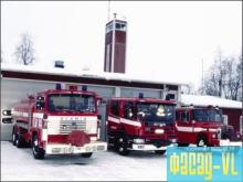 В поселке Пограничный пожарное депо построят к ноябрю