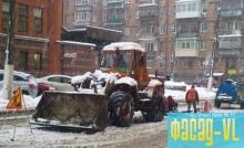 Во Владивостоке ремонтируют дороги