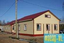 Продолжается строительство фельдшерских пунктов в селах Приморья