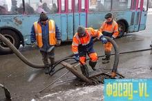 Ремонт и очистка ливневой канализации продолжается во Владивостоке