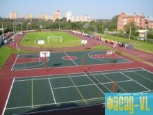 Школьные стадионы должны быть готовы к 1 сентября