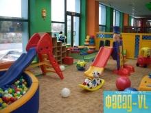 Заканчивается строительство детского сада на улице Русская