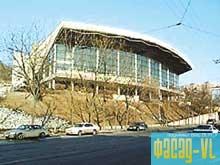 Площадь перед цирком Владивостока заасфальтировали
