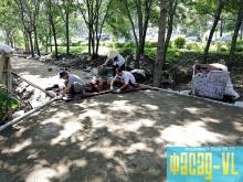 Вместо «дома на костях» во Владивостоке строится сквер памяти