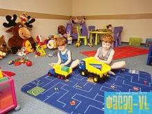 Cоциально-игровые комнаты: в помощь родителям