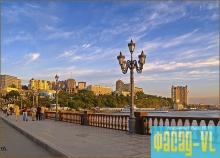 Спортивную набережную Владивостока приведут в порядок