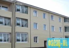 Строительство 3 жилых домов во Владивостоке идет с опережением графика