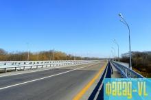 В Спасском районе восстановили мостовой переход