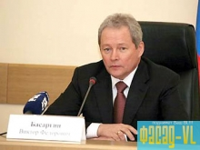 Виктор Басаргин посетил стройки острова Русский
