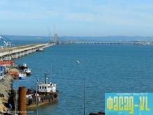 Низководный мост Де-Фриз-Седанка готовят к открытию