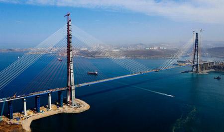 Мосты Владивостока теперь получили имена