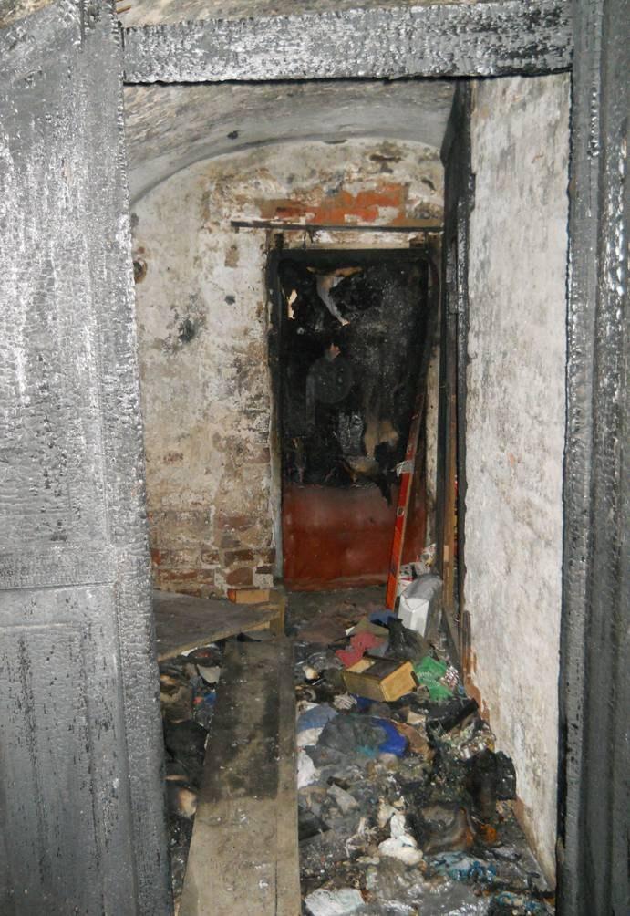 Дом на Руднева, 3 во Владивостоке в ужасном состоянии