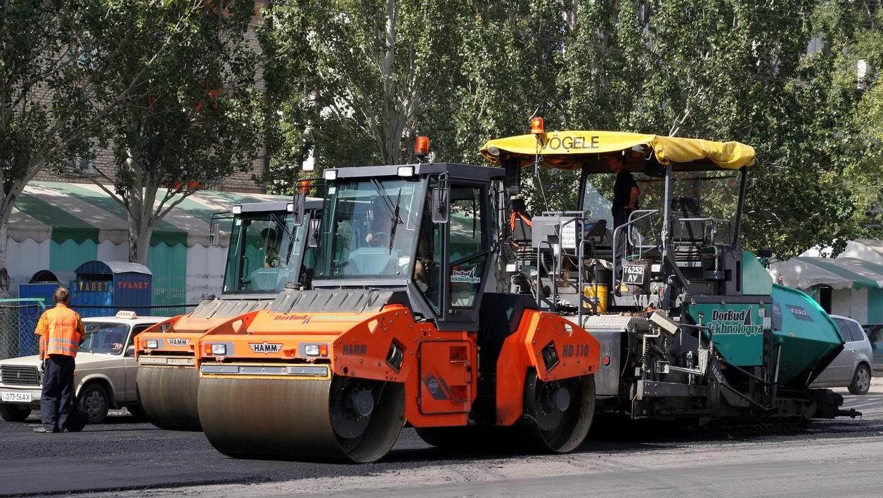 В Приморье отремонтируют 500 километров дорог