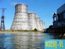 Возобновлены работы по реконструкции градирни на Артемовской ТЭЦ
