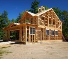 Каркасное строительство — в чем суть?